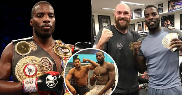 Lawrence Okolie: From Bullied Teen To Flipping Burgers In McDonald's To World Title Shot