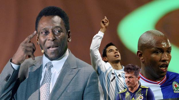 Pele's 125 Greatest Footballers Included Some Seriously Bizarre Choices