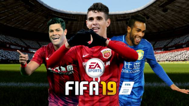 Top Ten Rated FIFA 19 Players From Chinese Super League
