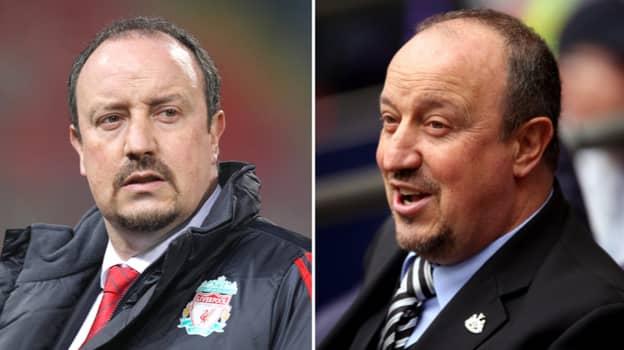 Everton Have Made Rafa Benitez Their Replacement For Carlo Ancelotti
