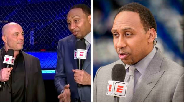 MMA Fans Aren't Happy That Stephen A. Smith Has Been Named On The UFC 264 Broadcast Team