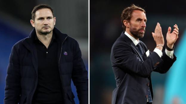 'Frank Lampard Would Do A Better Job As England Manager Than Gareth Southgate'