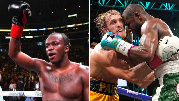 KSI Is Now Technically 'The Best Boxer In The World' After Logan Paul Vs Mayweather