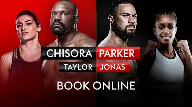 Chisora Vs Parker: UK Time, Odds, Undercard And How To Watch
