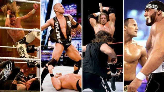 The 35 Greatest WWE Matches Of All Time Have Been Named And Ranked