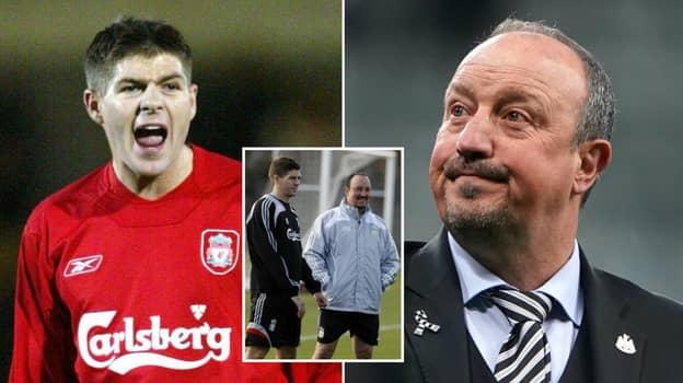 "Rafa Made It Personal"" - Steven Gerrard Details How Rafa Benitez Derailed A ""Top Player's"" Career At Liverpool"