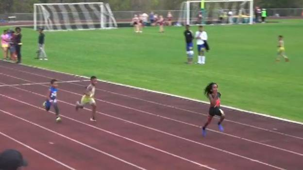 Meet The 7-Year-Old American Sprinter Who Is The Next Usain Bolt