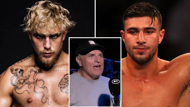 John Fury Calls Out Jake Paul To Fight Tommy On Tyson Fury Vs Deontay Wilder Undercard