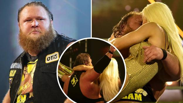 Otis Believes WrestleMania Moment With Mandy Rose 'Would Have Been So Loud' In Front Of WWE Fans