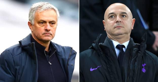 Jose Mourinho's Future At Tottenham Has Already Been Decided By Daniel Levy