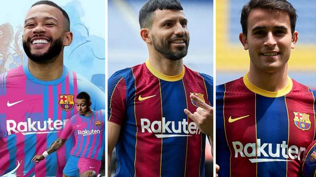 Barcelona Won't Be Able To Register New Signings As They Must Cut Millions From The Wage Bill