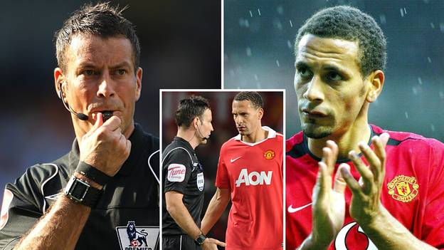 Mark Clattenburg Names The Five Worst Players He Had To Deal With As A Referee