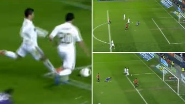 When Cristiano Ronaldo Stopped A Certain Real Madrid Goal