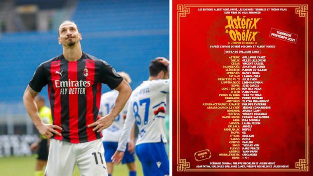 Zlatan Ibrahimovic To Make Acting Debut In Well Known Film Series