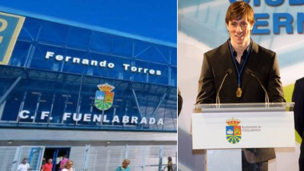 Fernando Torres Receives Offer From Club Who Have Named Their Stadium After Him