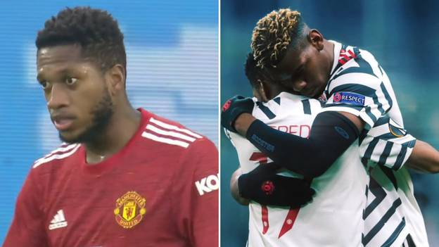 Manchester United Midfielder Fred Suffers Horrific Racial Abuse On Social Media
