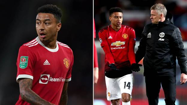 Two European Giants Are The 'Frontrunners' To Sign Jesse Lingard