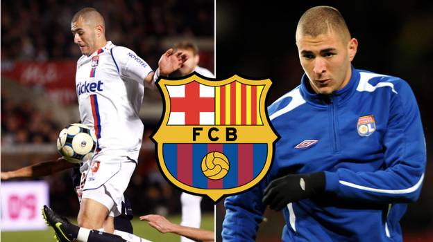 The Incredible Reason Barcelona Decided Against Signing Karim Benzema In 2008