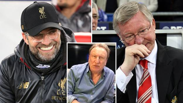 Neil Warnock Ranks Jurgen Klopp Ahead Of Sir Alex Ferguson In His Five Greatest Premier League Managers