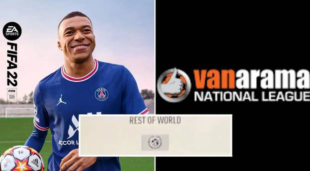 National League Club To Feature In FIFA 22