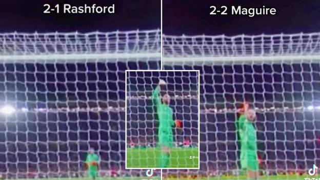 Fans Have Only Just Spotted David De Gea's Superstition Every Time That Manchester United Score