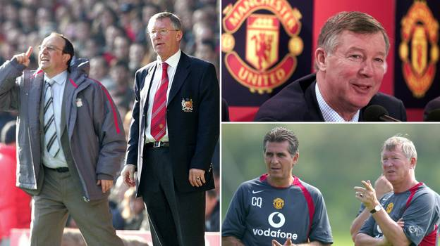 Sir Alex Rejected Star Player's Request To Move Directly To Liverpool, Forced Him To Sign For Another Club