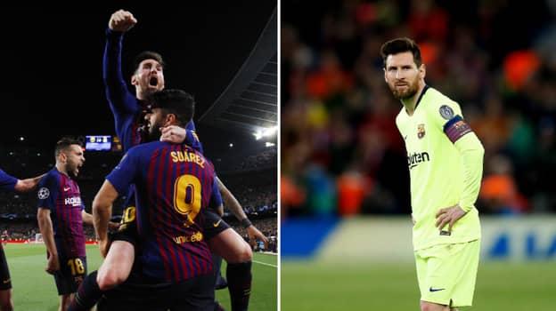 Barcelona Top UEFA 2018/19 Club Coefficient Despite Champions League Exit To Liverpool