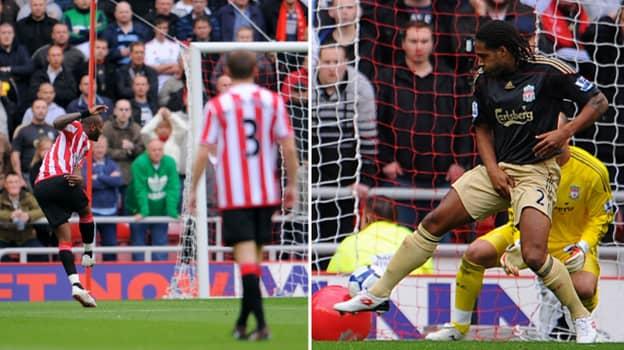 Darren Bent's Infamous Beach Ball Goal Vs Liverpool Happened 12 Years Ago Today