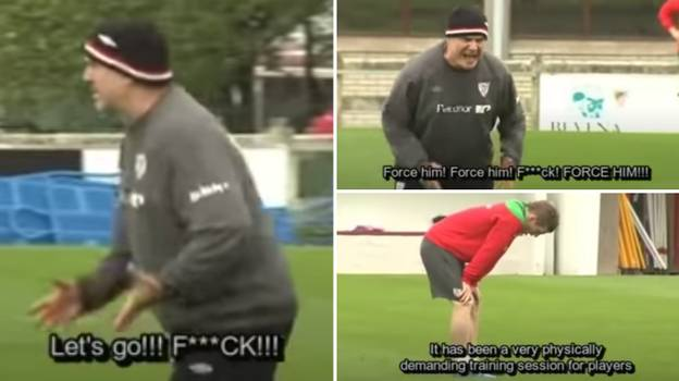 Rare Footage Shows The Frightening Intensity Of Marcelo Bielsa's Training Sessions