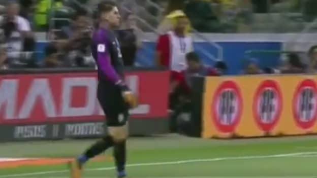 Ederson's Sensational Goal-Kick On His Brazil Debut Slipped Under The Radar