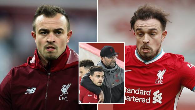 Xherdan Shaqiri Couldn't Head A Football For Six Weeks After 'Major Surgery' He Didn't Tell Klopp About