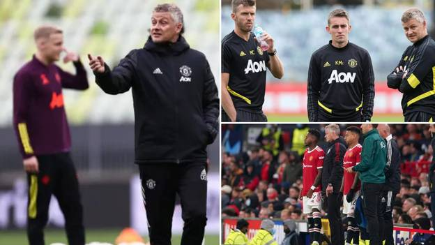 Manchester United's Players Have Concerns With Ole Gunnar Solskjaer Training Methods