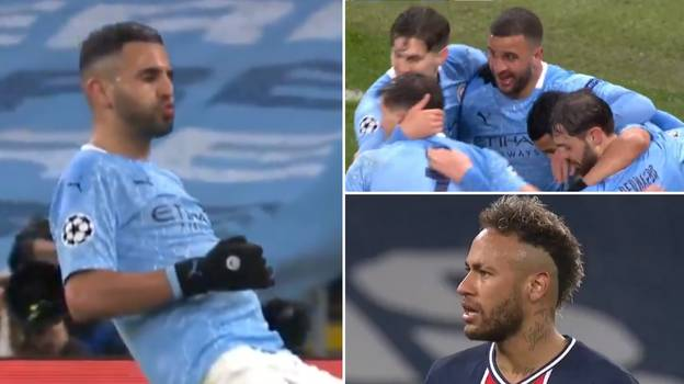 Manchester City Have Reached Their First Ever Champions League Final