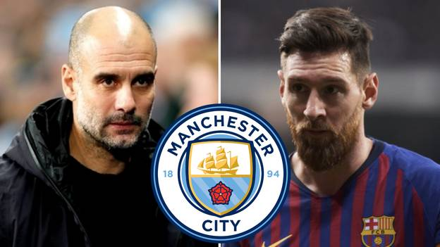 Pep Guardiola Asked If Man City Will Sign Lionel Messi Next Summer After Failed Move