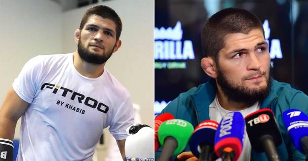 Khabib Nurmagomedov Reveals His Ultimate All-Time MMA Dream Fight