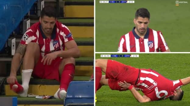 Luis Suarez Had A 59 Minute Champions League 'Disasterclass' Against Chelsea