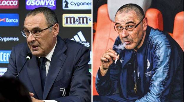 Juventus Include 'Bizarre' Clause In Maurizio Sarri's Contract And He's Not Happy About It