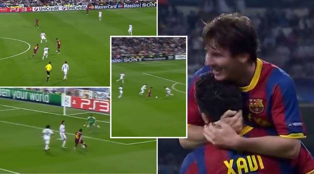 It's Been 10 Years Since Messi Scored That Unreal Goal V Real Madrid