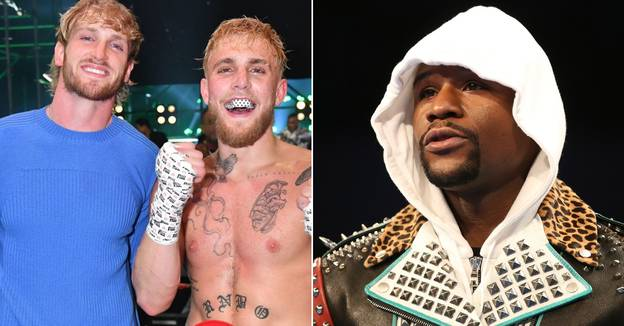 Logan Paul Reacts To Brother's Brutal KO Of Ben Askren With Message To Floyd Mayweather