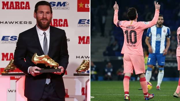 Lionel Messi Gets First Team Of The Week Card In FIFA 19 Ultimate Team