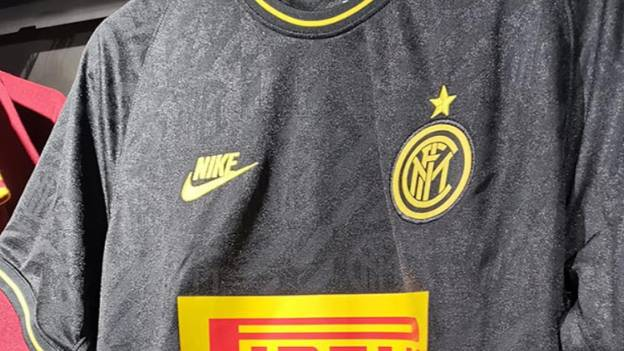 Inter Milan's Third Kit Leaked And It's A Thing Of Beauty
