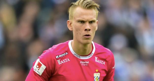 Watford's Pontus Dahlberg Suffers Truly Gruesome Wound During Training