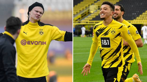 Jadon Sancho Is The Most Promising Young Footballer In The World