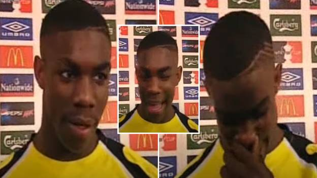 Micah Richards Dropped An F-Bomb In His First Post-Match Interview, He's Always Been Comedy Gold