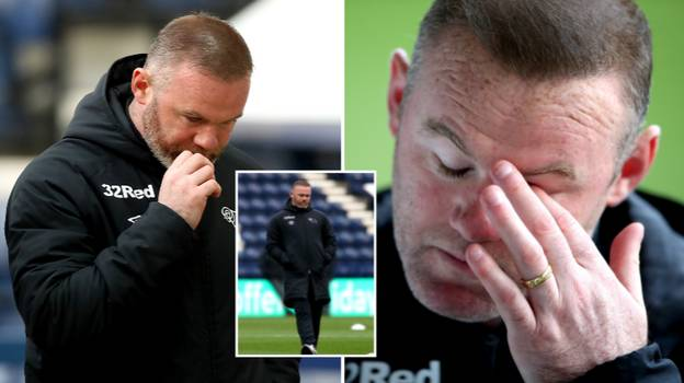 Training Ground Incident Involving Wayne Rooney Has Sidelined Derby Player For Two Months