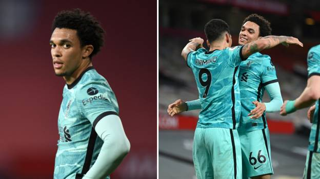 Trent Alexander-Arnold Compared To Full Back Legends Roberto Carlos And Cafu