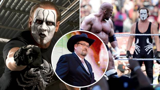 Jim Ross Reveals Incredible Offer Sting Received To Join WWE In 2005