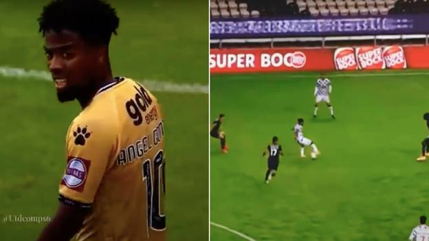 Angel Gomes' Individual Highlights For Boavista Show Manchester United Made A Huge Mistake Letting Him Leave