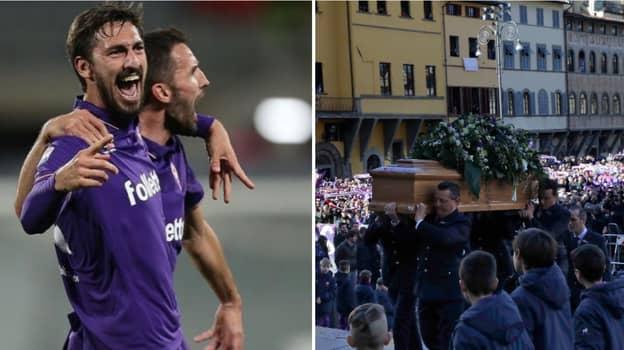 Teammate Milan Badelj Pays Incredible Tribute At Davide Astori's Funeral