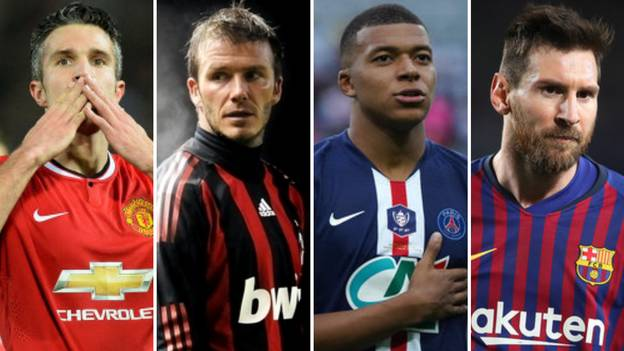 The 20 Most Overrated Footballers Of All Time Have Been Named By Fans